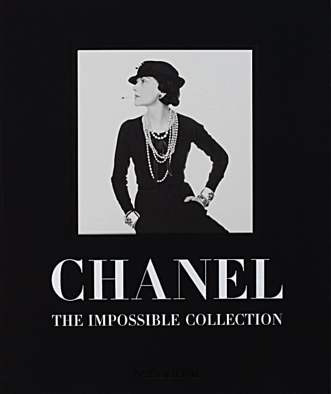 Book Cover: Chanel - The Impossible Collection, Assouline 2019