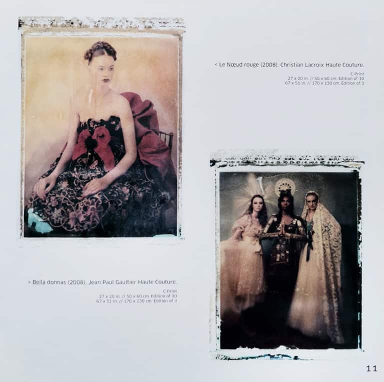 Cathleen Naundorf, in: Exhibiton Catalogue: Fashion Stills, Sofitel, 2010